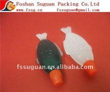 sushi soy sauce fish plastic bottle,sushi soy bottle,soy sauce bottle