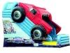 2011 hot sale Cars slide inflatable slide pool