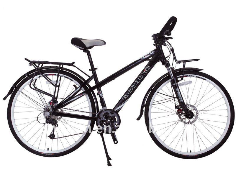 motachieจักรยานไฮบริด27ความเร็ว