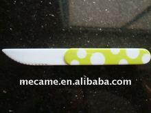 605-13 Melamine Kid/Children/Baby's Pocket/Fruit/Cheese/Butter Knife