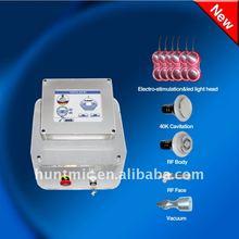2012 Newest Cavitation Beauty Machine With Electro-stimulation & RF & Vacuum