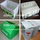 Polypropylene Corrugated Plastic Packaging Box
