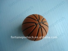 Basketball USB flashing gadget,usb cute rubber