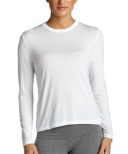 Women's Modal Layer Long Sleeve Sleep Tee