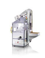 Shenzhen Automatic 1 color plastic tube top printing UV screen printer