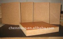 Melamine faced E0/E1/E2 MDF/HDF wood panel