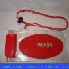 Plastic iphone bag with waterproof