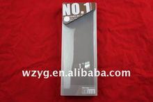 Box plastic pencil case