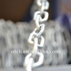 long link hot dip galvanized chain