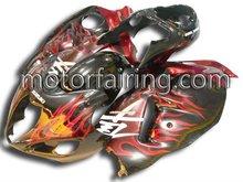 High Quality abs Suzuki gsx r1300 hayabusa fairing kit /motorcycle fairings for GSXR1300 97-07