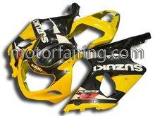 SUZUKI K1 fairing GSXR600 fairing GSXR750 fairing 2001-2003 fairings