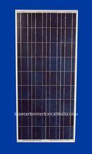 high quality photovoltaic solar panel 130W