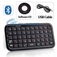 Mini Wireless Bluetooth Keyboard For iPad for PS3 for iPhone 4
