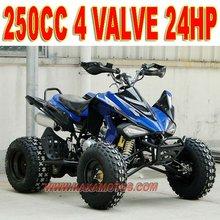 24HP 4 Valve 250cc 4 Wheeler ATV