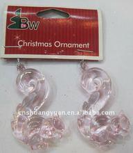 Acrylic squirrel Shape Christmas decoration