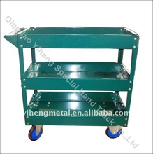 Three Layers Hotel Service Trolley Cart TC4103