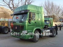 6x4 green china stery cargo truck