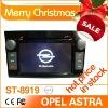 car radio for opel corsa/ vectra/ astra/ zafira/ meriva with gps navigation, hot selling ST-8919