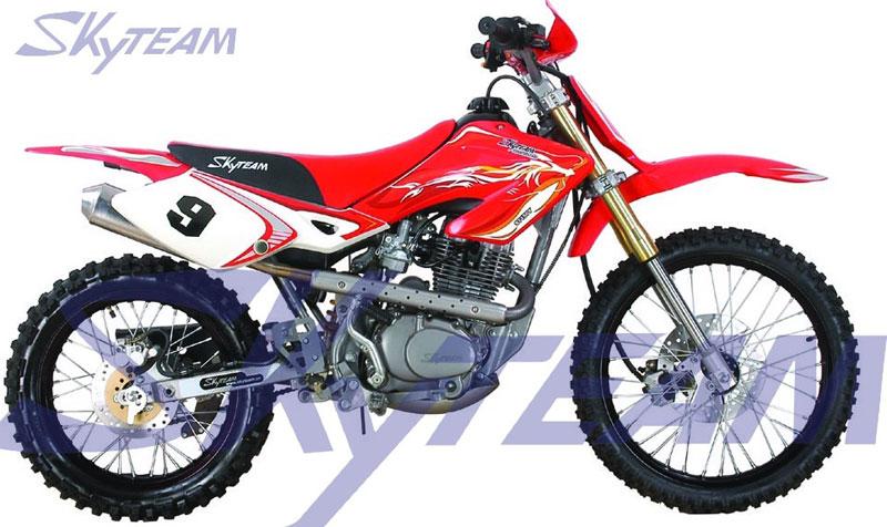 skyteam 125cc 150cc 4 stroke