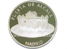2012 New Die Casting Silver Souvenir Coin