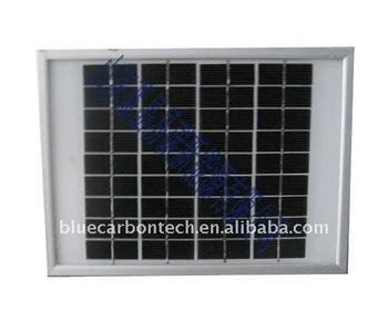 5W monocrystalline small solar panel