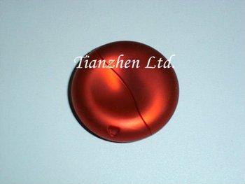 OEM Logo Round Innovative Design Fashion Plastic USB flash drive