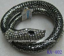 fashion metal snake bracelet&bangle