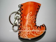 2012 Handmade leather keyring
