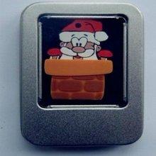 2gb Christmas man usb flash drive,2g usb flash drive,2gb special shape usb flash drive