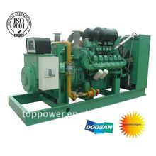 625KVA Diesel Generator Set Powered By Korea Doosan