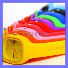 Christmas gift Fashion silicon band quartz watch digital jelly sport watch