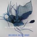 hecho a mano de la moda broche de la flor para las mujeres