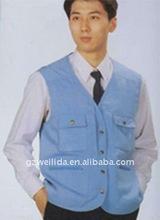 2012 fashion cheap outwear/ waistcoat/uniform/workwear/working suits
