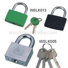 Brass Padlock Lamina Pad Lock