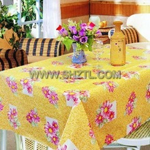PVC/PE/PEVA Table Cloth