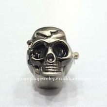 fashion skull watch ring