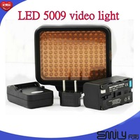 HOT! DV Camcorder Lamp LED-5009 Camera Video Light for wholesale
