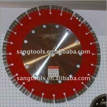 Sang Protect segment cutting disc for asphalt