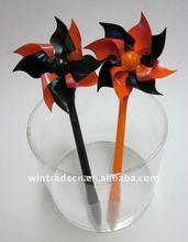 Halloween Wind-up pinwheell ball Pen