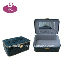 2012 spring style fashion trolley make up case