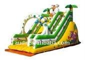 inflatable Tiger slide
