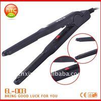 EL-003 Professional electric flat iron hair straightener