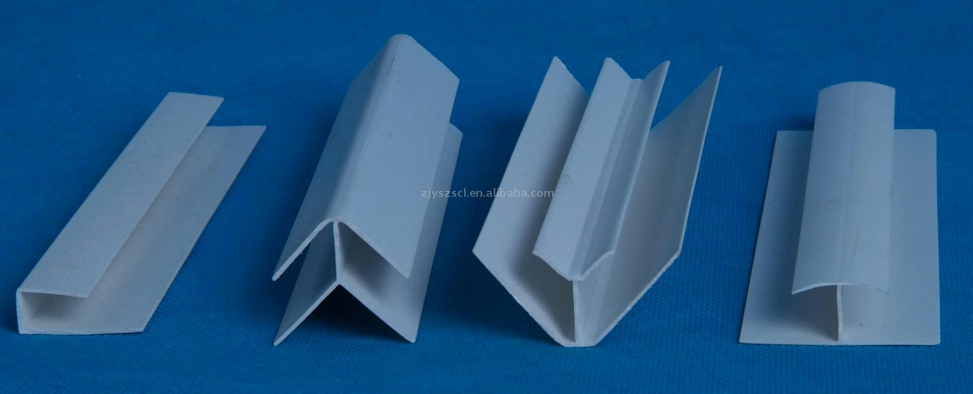 Perfiles de pvc perfiles pl sticos identificaci n del - Perfiles de plastico ...
