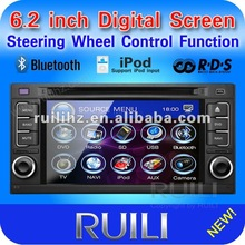 Latest product RL-400-32 SUBARU Forester 6.2 inch car radio player for new car