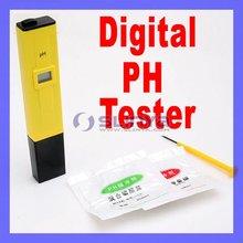 Pocket Pen Digital pH Meter Tester Hydroponic Aquarium