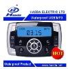waterproof audio radio usb mp3 player