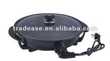 Round electric 40cm pizza pan