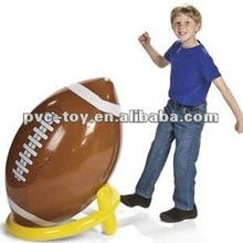 Inflatable Giant Football & Tee - Games & Activities & Balls