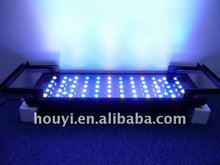 new 3watt 24/36/48 inch Aquarium led lighting can simulate sunrise sunset and lunar cycle