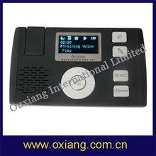 Manos libres kit de coche con ox-bc-668h de alta definición de pantalla oled poder exhibidores